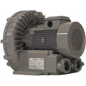 FUJI ELECTRIC VFZ601A-5W Regenerative Blower, 3 Phase, 575 Voltage, 2 Inch FNPT Inlet Size | CD3LJE 53WC12