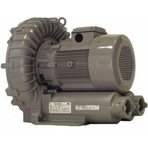 FUJI ELECTRIC VFZ701A-5W Regenerative Blower, 3 Phase, 575 Voltage, 2 Inch FNPT Inlet Size | CD3LJF 53WC14