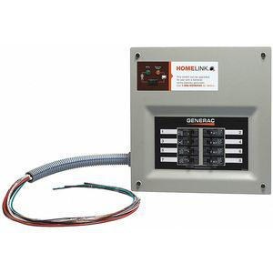 GENERAC 6852 Upgradable Manual Transfer Switch | CD2WNH 39FZ01
