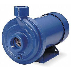 GOULDS WATER TECHNOLOGY 1MC1E9C0 Discharge Pump, Straight Center, 200 to 240/480 VAC, 3-Phase, 1 Inch NPT Inlet | CD3WEK 415J04