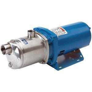 GOULDS WATER TECHNOLOGY 5HM04N11T6PBQE Booster Pump, 3-Phase, 147 Psi Max. Pressure, 1-1/4 Inch NPT Inlet Size   CD3XHW 52XF09