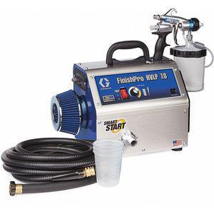 GRACO 17N265 3-Stage HVLP Paint Sprayer, For Use With Paints, Stains, Lacquer, Polyurethane | CD2LTP 53JT60