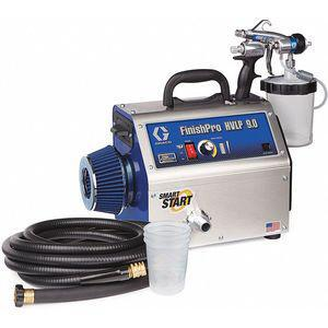 GRACO 17N266 4-Stage HVLP Paint Sprayer, For Use With Paints, Stains, Lacquer, Polyurethane | CD2LTQ 53JT61