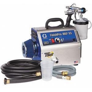 GRACO 17N267 5-Stage HVLP Paint Sprayer, For Use With Paints, Stains, Lacquer, Polyurethane | CD2LTR 53JT62