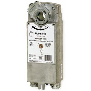 HONEYWELL MS4120A1001 Electric Actuator, 100-240 VAC, On/Off, SPST | CD3WCD 278Y23