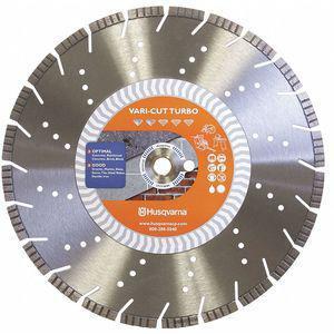 HUSQVARNA   Vari-Cut Turbo 14   CD2HPR   53DT82   Diamond Saw Blade