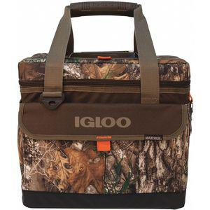 IGLOO 63015 Soft Sided Cooler, Plastic, 2 Gallon, Brown | CD3LVV 444A42