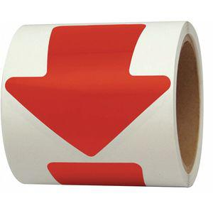 INCOM MANUFACTURING VA400R Marking Tape, Solid, Arrow, 4 Inch Width | CD2PGX 462C97