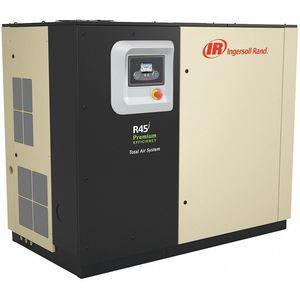 INGERSOLL-RAND R45IE-A125 Rotary Screw Air Compressor | CD3TQR 451K69