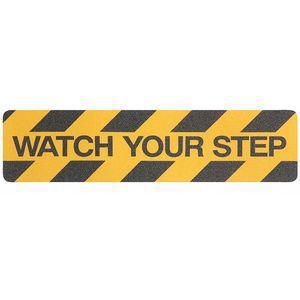 JESSUP MANUFACTURING GRAN13808 Anti-Slip Tread, 6 x 2.0 Feet, 60 Grit, Acrylic Adhesive, 24 Pk   CD3LWE 448K74