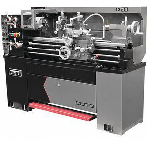 JET 892000 Lathe, 2 HP, 1 or 3 Phase, 230V | CD3FJN 20UT52