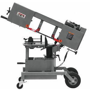 JET HVBS-8-DMW Mitering Band Saw, 3/4 HP, Voltage 115/230, Max. Blade Length 103 Inch | CD3AXF 53ZC57