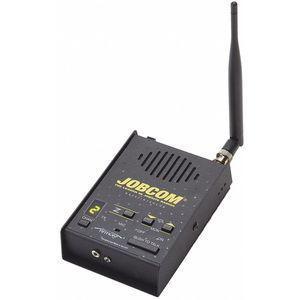RITRON JBS-447D-LIBERTY Wireless Intercom 2-Way, UHF Band, Steel   CD3XKK 423J14