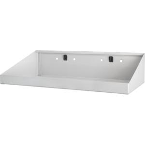 KENNEDY 99846 Steel Toolboard Shelf, Hanging Mounting Type, Gray, Finish Powder Coated | CD3FUG 54HA94