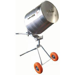 KUSHLAN 550SS Stainless Steel Food Grade Mixer | CD2EYR | Movable Pedestal MIxer