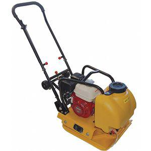 KUSHLAN PRODUCTS KPC160-L-W Plate Compactor, 18 x 23-5/8 Inch Plate Size, 3600 VPM Vibration | CD3WDF 54DH93