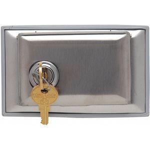 LEGRAND WPH1L Toggle Switch Wall Plate, Silver, No. of Gangs 1, Weather Resistant No | CD2LNP 53CX78