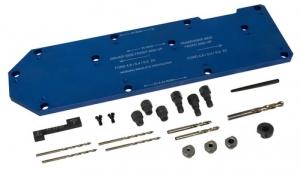 LISLE LS/71600 Manifold Drill Template, Ford 4.6L / 5.4L | CD8HDA