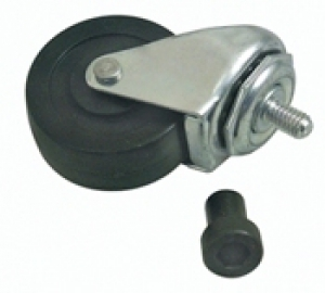 LISLE LS/96422 Plastic Creeper Bolt-on-Wheel | CD8HMG