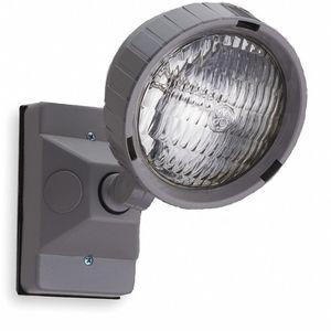 ACUITY LITHONIA ELA NX H0606 Wet Location Remote Head, 1-Lamp Halogen, 6V, 6 Watt, Gray Plastic   CD3THA 2XLE8
