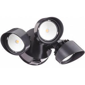 ACUITY LITHONIA OLF 3RH 40K 120 PE BZ M4 Multiple Beam Floodlight, 3100 Lumens, Bronze | CD3VBK 453U74
