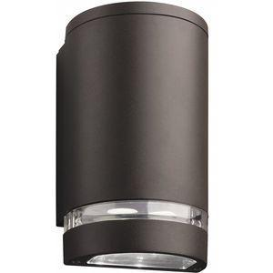 ACUITY LITHONIA OLLWD LED P1 40K MVOLT DDB M6 LED Wall Light, 3-5/8 x 4-1/4 x 8 Inch, 9.1 Watt, Black | CD3LRF 420V84