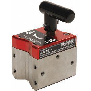 MAG-MATE WS0450R Magnetic Weld Square, 3 x 2-3/4 Inch, 450Lbs. Capacity   CD3KEK 45EX62