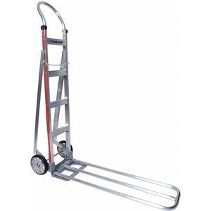 MAGLINER HSA811AA1S-5 Snack Hand Truck, 500 Lbs. Capacity, Overall Height 63 Inch | CD3VAY 443L11