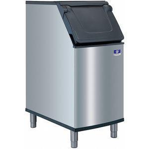 MANITOWOC D420 Stationary Ice Storage Bin, 383 Lbs. Storage Capacity, 22 x 50 x 34 Inch Size | CD2PGR 458K31