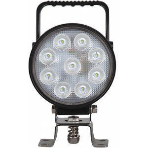 MAXXIMA MWL-36 Work Light, 2100 lumens, Round, LED | CD3LLA 54DE27