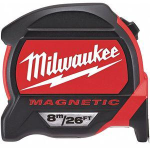 MILWAUKEE | 48-22-7225 | CD2HLL | 49NW10 | Magnetic Tip Tape Measure