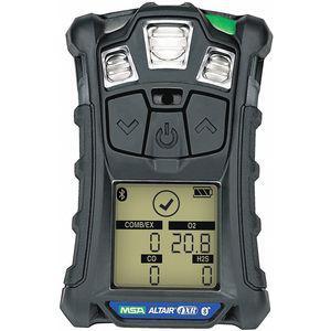 MSA 10178356 Gas Detector, Charcoal, LiPo Battery Type | CD3HPR 403U15