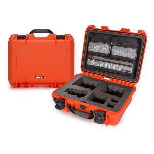 NANUK CASES 920-SON3 Camera Case, Foam Insert, For Sony A7R Camera, Size 424 x 340 x 173 mm, Orange | CD7MGU