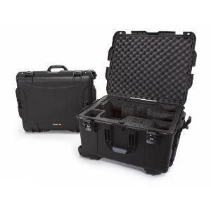 NANUK CASES 960-URSAP1 Camera Case, For Blackmagic URSA, Size 645 x 508 x 368 mm, Black | CD7MXJ