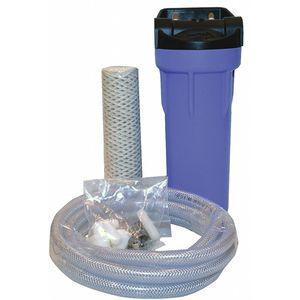 OIL EATER AOPW265A7 Plastic Parts Washer Kit, Blue, Removes Oil, Grease, Debris | CD3LTU 429U19