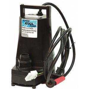 PORT-A-COOL PARPMP01640A Pump, Replacement, For 454G59, 4WT31 | CD2PDV 454G73