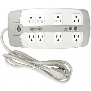 POWER FIRST | 52NY59 | CD2HME | Surge Protector Outlet Strip