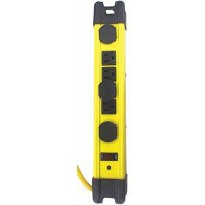 POWER FIRST | 52NY60 | CD2FJL | Surge Protector Outlet Strip