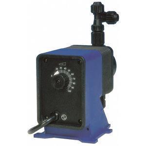PULSAFEEDER LC02SA-PTC1-G19 Diaphragm Chemical Metering Pump, Adjustable Output, 80 Psi, 115 VAC | CD3VUC 20LX67