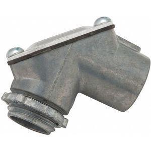 RACO 2663 Pulling Elbow, UB-Style, 3/4 Inch, Threaded Zinc, 3.5 Cu. Inch   CD3QKR 52AW11