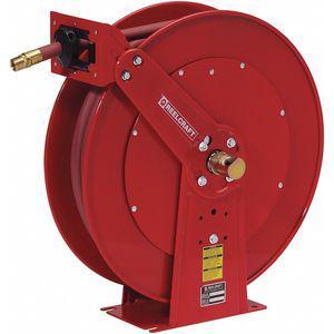 REELCRAFT 83050 OLP-RH 3/4 Inch, 50 ft. Spring Return Hose Reel, 250 Psi Max. Pressure | CD2NHR 448F65