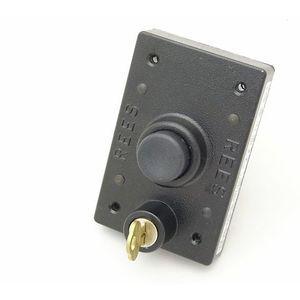 REES 01920-001 Pulsante a fungo, a stantuffo con chiave di blocco | AX3KTY