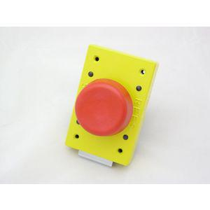 REES 02650-102 Arresto di emergenza, pistone a fungo con chiusura | AX3KWK