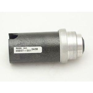REES 03207-001 Pulsante cilindrico, 1 diametro, guscio in plastica | AX3KXN
