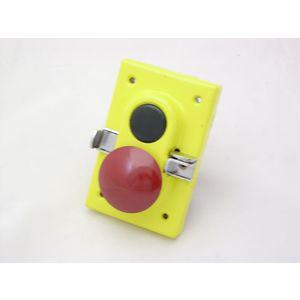 REES 04932-632 Interruttore a doppio pistone, chiusura a lucchetto, dimensioni 1 e 1.75 | AX3KZQ