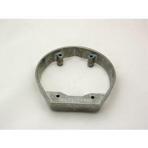 REES 04933-191 Ring Guard per pulsante, misura 1, Zinco   AX3KZX
