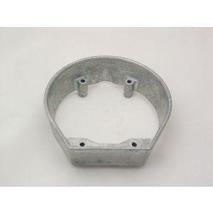 REES 04933-193 Anello di protezione per pulsante, misura 1.5, Zinco | AX3KZZ