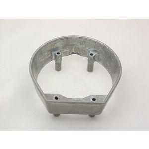REES 04933-195 Anello di protezione per pulsante, misura 2, Zinco   AX3LAB