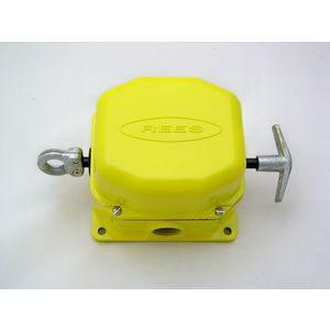 Interruttore a cavo REES 04944-240, giallo | AX3LAL