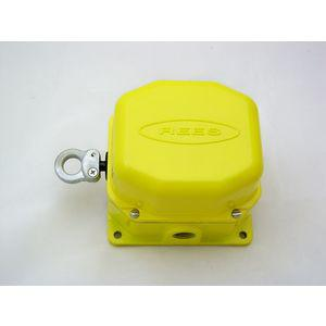 REES 04944-700 Cable Operated Switch, Yellow, Automatic | AX3LAU